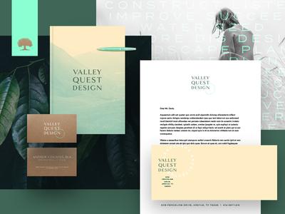 Valley Quest Design
