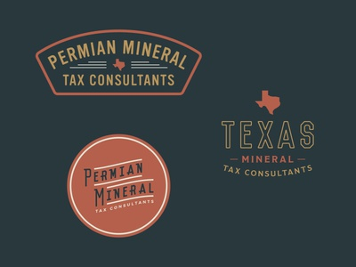 Permian Mineral Tax Consultants Logo Exploration