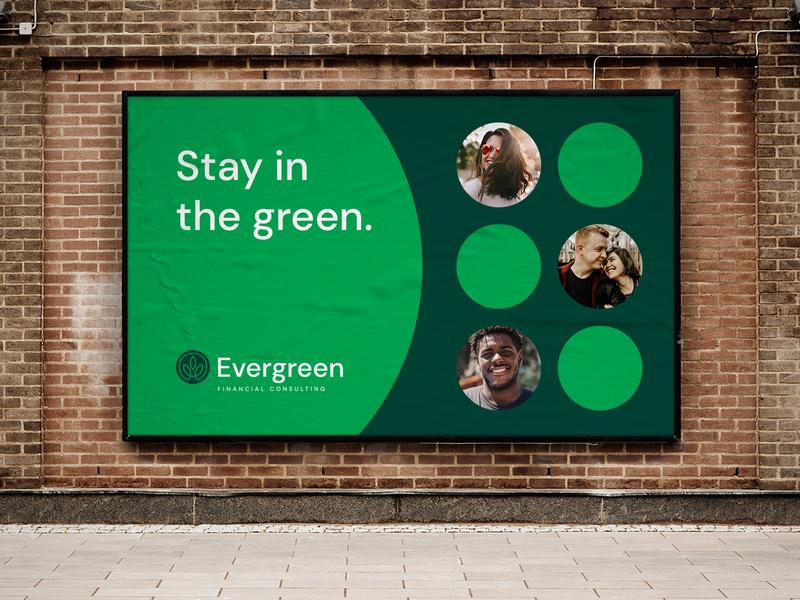 Evergreen Wall
