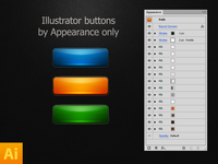 Illustrator Buttons
