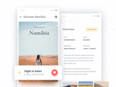 Trip Planner Mobile