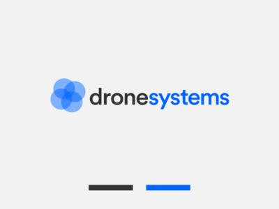 dronesystems logo minimalistic logo uav dronesystems drone