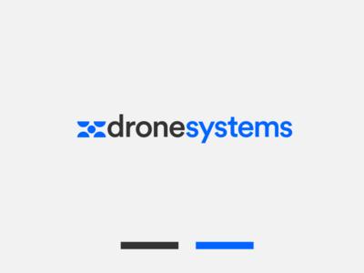 dronesystems logo v. 2 drone dronesystems uav logo minimalistic