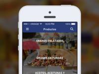 Categories - Goya RD App