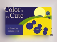 Colors of the Cute