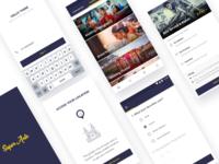 Quick Service App Concept