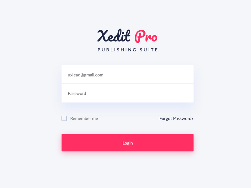 Web App Login Page By Vickey On Dribbble