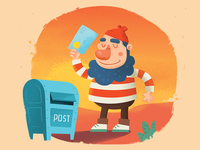 Captain TOTO (letter)
