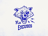 No Excuses Cat