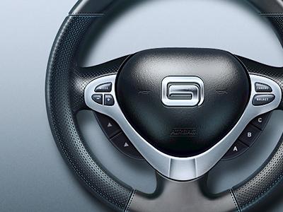 Steering wheel2
