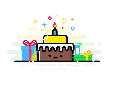 Happy Birthday ( MBE Style Practice )