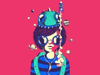 Fantasy Play Illustration - Hello Dribbble
