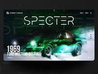 Eternity Tracks - Type 2. Specter