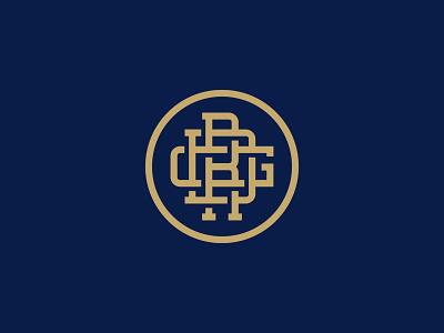 DRG Concepts logo mark illustration texas dallas typography branding symbol monogram