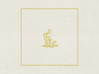 The Mild Mild West desert music album art album west cactus succulent texture design illustration