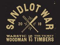 Sandlot War!
