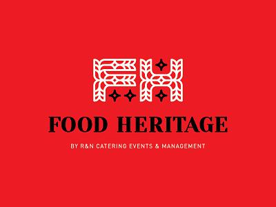 Food Heritage Restaurant malaysia heritage food logo