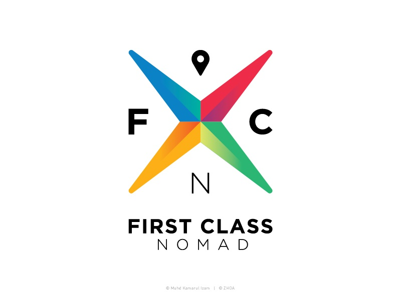 First Class Nomad By Kamarul Izam On Dribbble