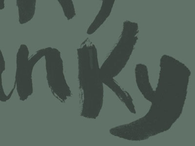 Preeve-yew lettering packaging branding hand lettering