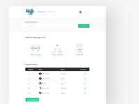 Admin Dashboard - 360 Pro