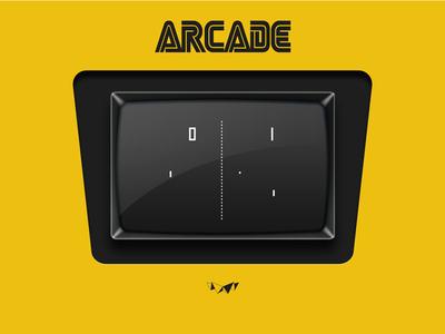 Arcade ui arcade app game screen
