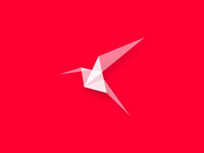 Kolibri icon logo kolibri bird