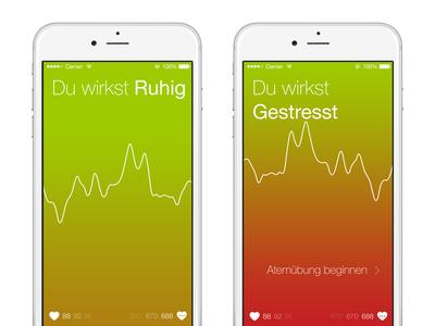 Smart Coping health app smart coping heart rate