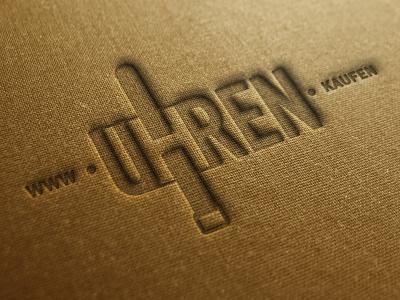 UHREN Logo logo brand watch uhren
