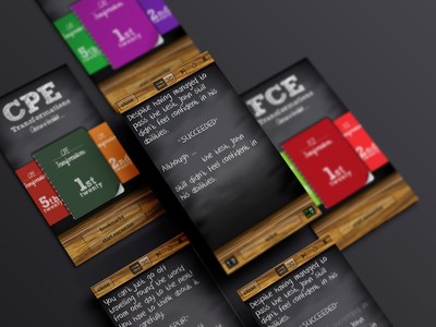 Keyword Transformations iphone ui app