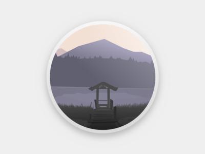 Icon Taman Hidup