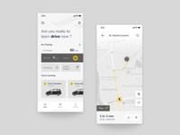 Driver Training App