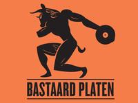 Logo Bastaard Platen