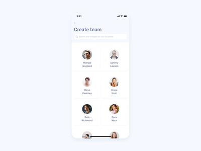 Travel with friends - trip planner travel map design map ui social orange blue chat app