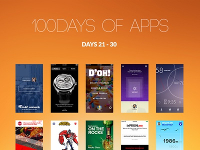 100Days of Apps - part III