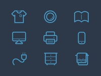 Articles iconography
