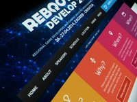 Reboot Develop Conference Website