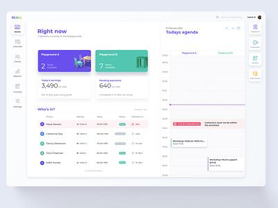 Klubko Store Management App product design service design uidesign ux  ui