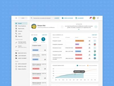 Portalis - Business app for court clerks