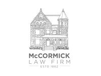 McCormick Law Firm Logo Design