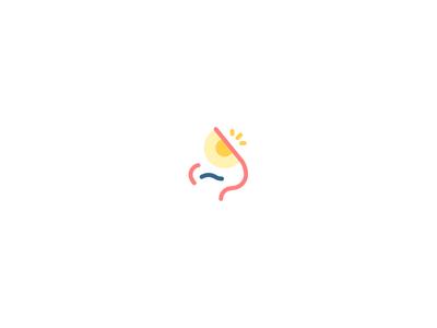 Nasal Congestion Icon