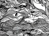 Random Shapes Illustration