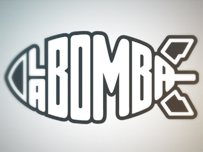 La Bomba logo