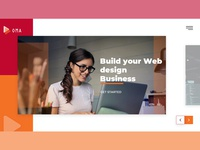 OMA Home page