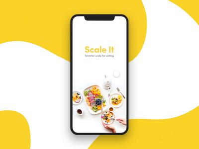 Scale It adobe xd app animations micro animation design app design app application
