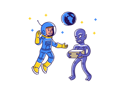 Space delivery