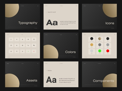 Ajmo! app — Uptown loyalty section assets components premium app icons colors styleguide loyaltyapp mobileapp typography