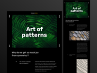 Art Of Patterns