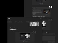 Personal portfolio - Work