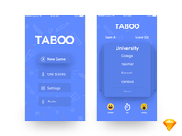 Taboo Redesign