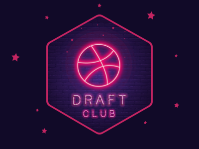 Draft Club For Designer casino club designer mac star 2018 neon dribble mule sticker